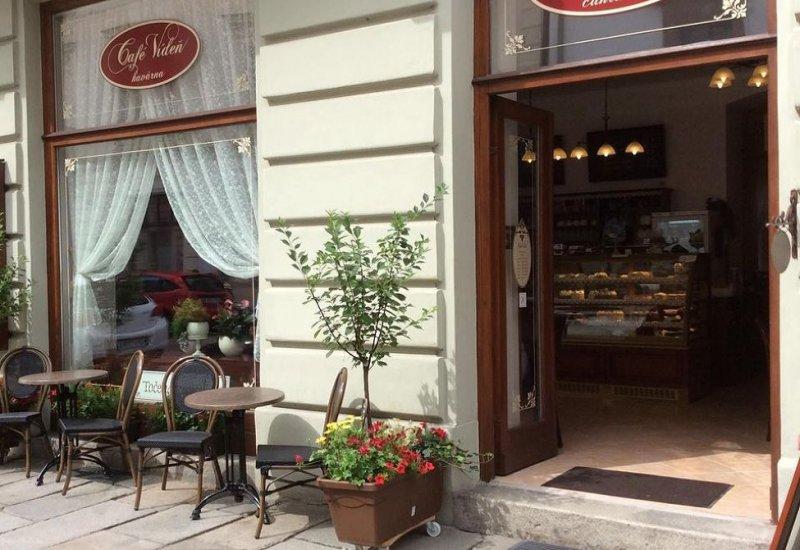 Café Vídeň Plzeň