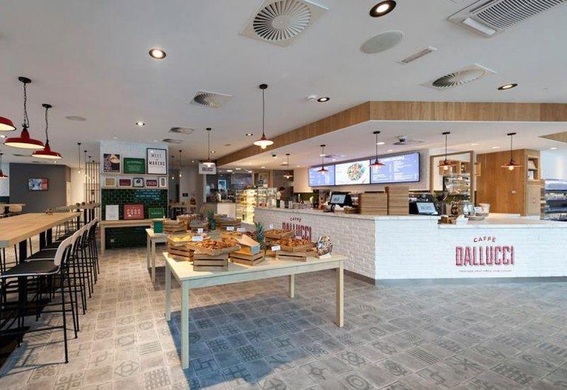 Kavárna Caffè Dallucci