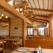 Horská bouda Dvoračky a horský hotel Štumpovka