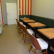 Kavárna a pekárna Les Kamarades