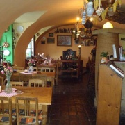 Rustical Restaurant Vysoký dům ´99