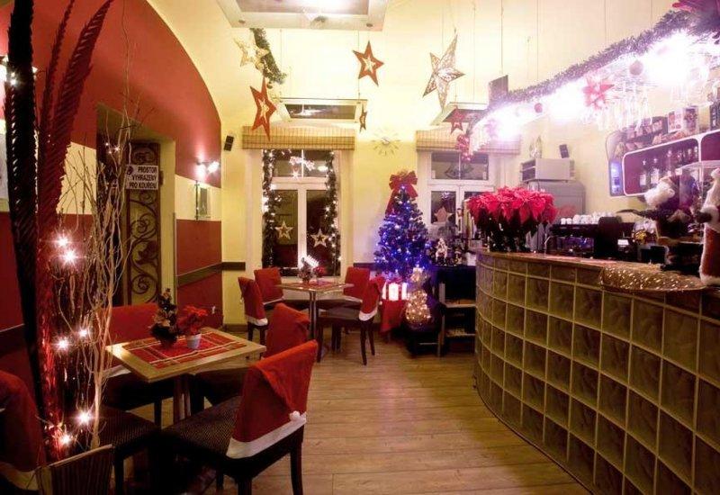 Kavárna Avenida Park Hotel