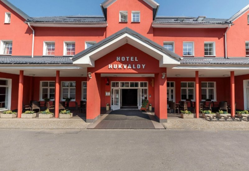 Restaurace a hotel Hukvaldy