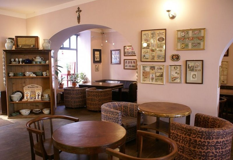Choco Café Betlémské nám.