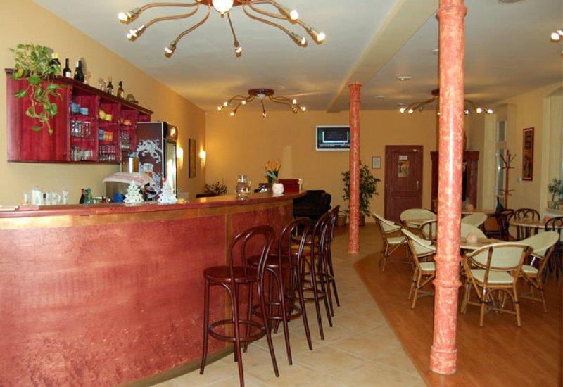 Kavárna Solná jeskyně