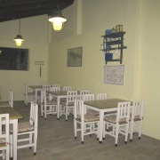 Kavárna a restaurant Jenom tak