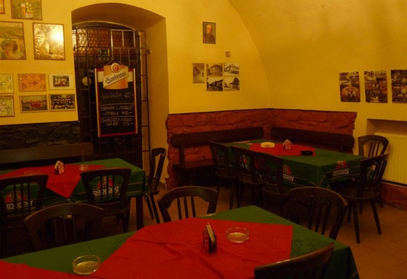 Restaurace a vinárna Klenba