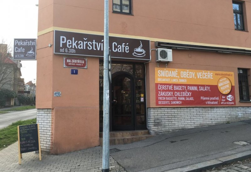 Kavárna Pekařství - Café
