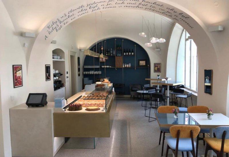 IF Café Werichova vila