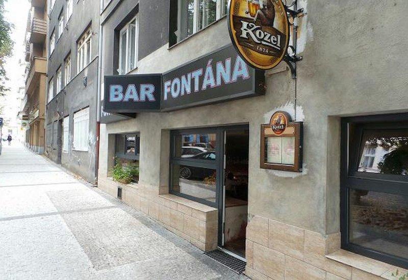 Bar Fontána
