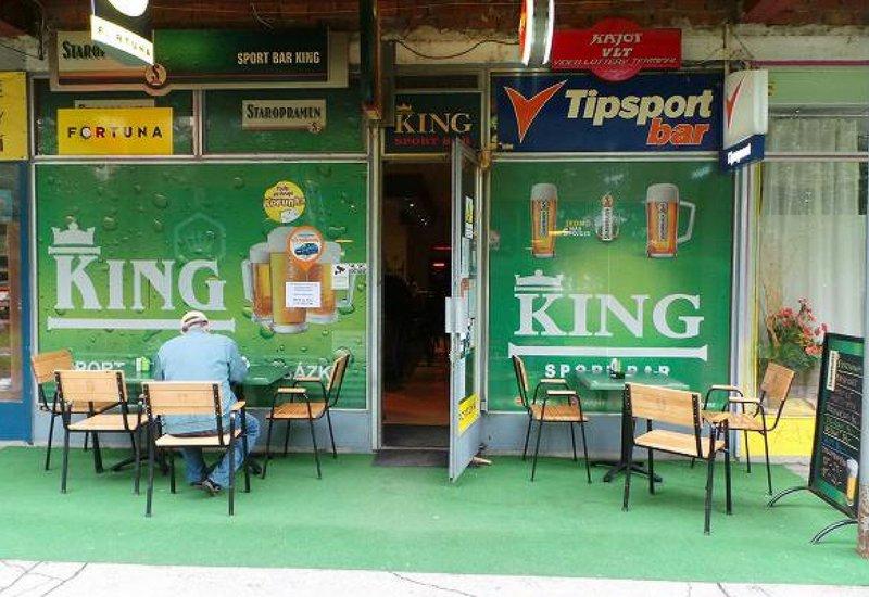 Sport bar King