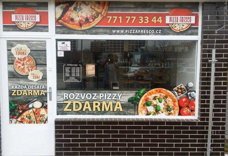 Pizzerie Pizza Fresco Mladá Boleslav