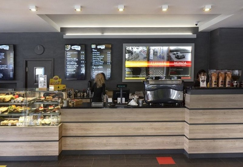 Monza Café