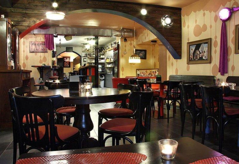 Kavárna AUX Café