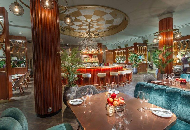 COMO restaurant & cocktail bar