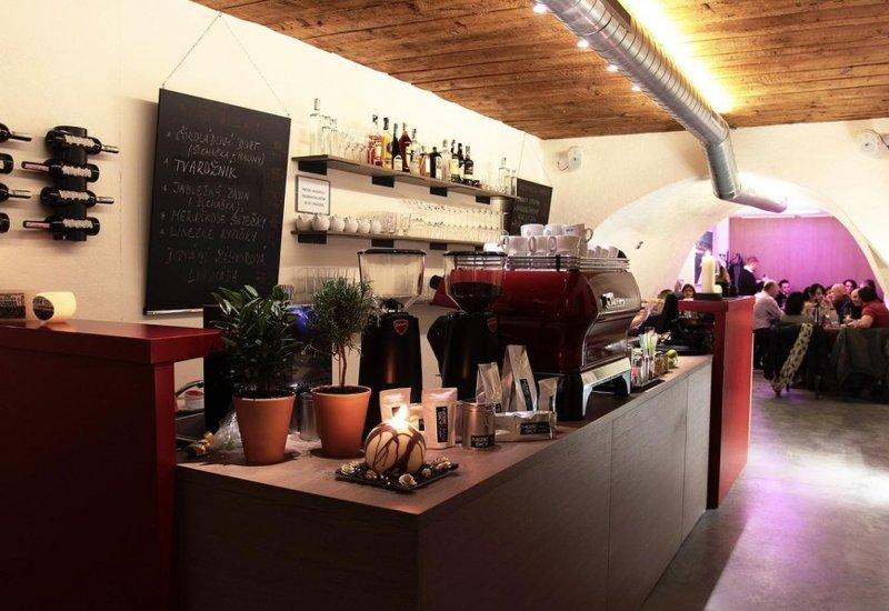 Kavárna Nebe