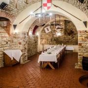 Atrium - restaurace hotelu Hejtmanský dvůr