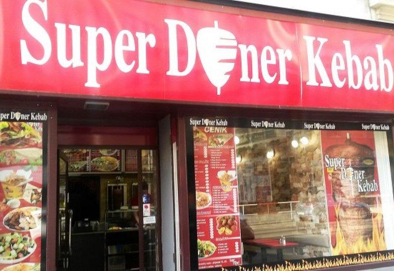 Super Doner Kebab Vinohradská
