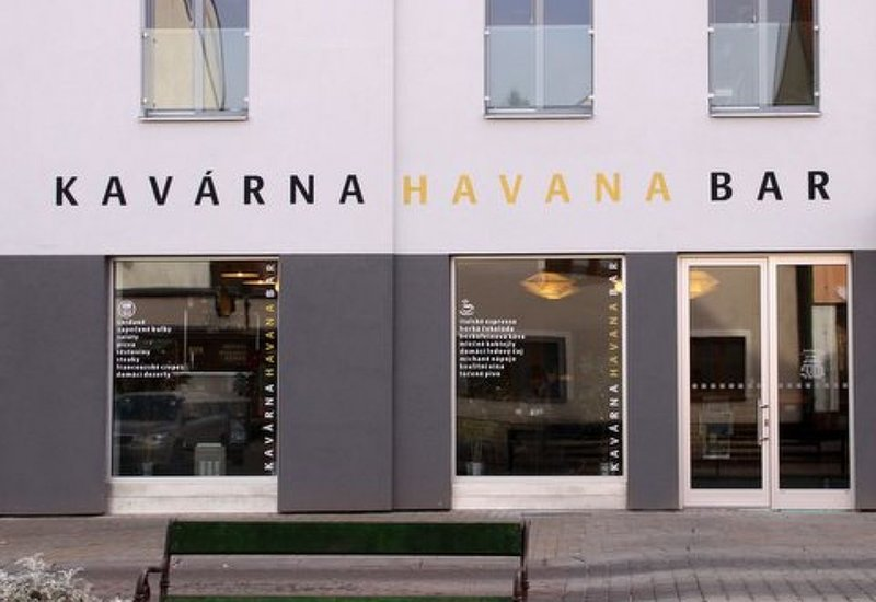 Kavárna Havana Bar