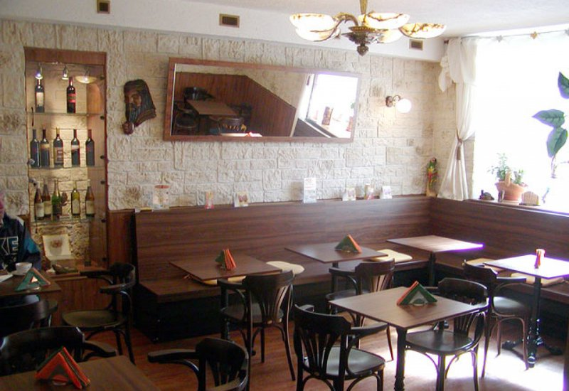 Café cukrárna Dlask