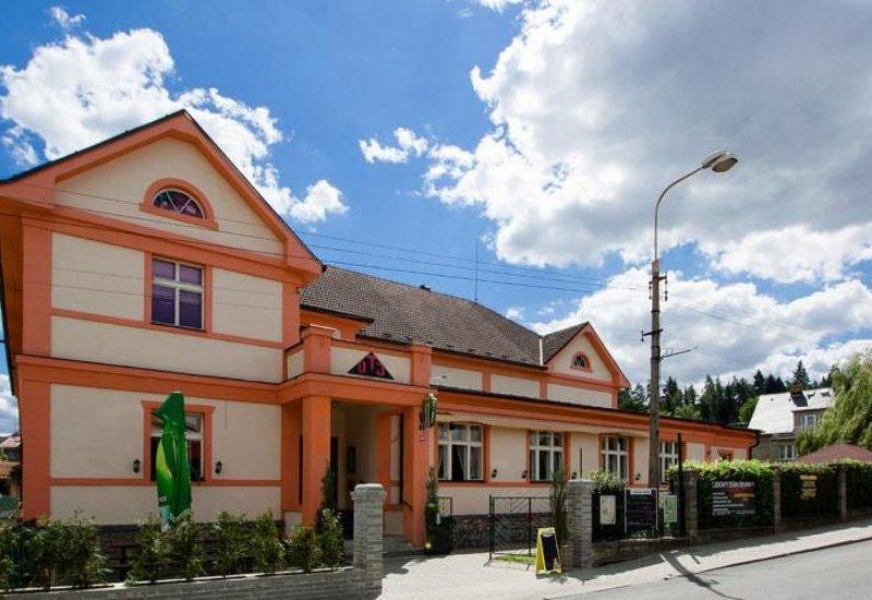 Hotel Liďák Řevnice