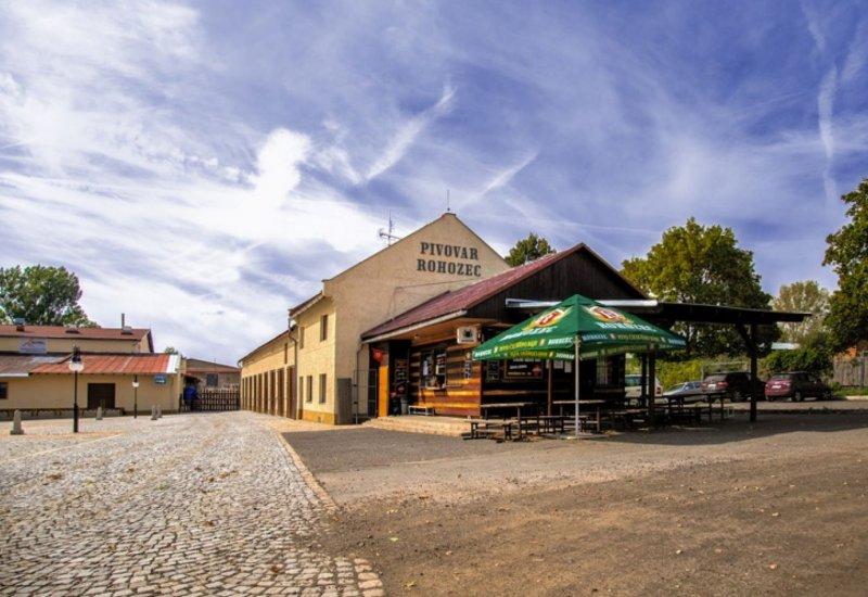 Pivovarská Restaurace Rohozec