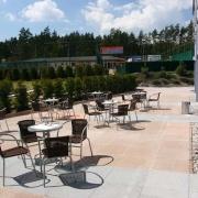 Restaurace Hotel SPORT Zruč