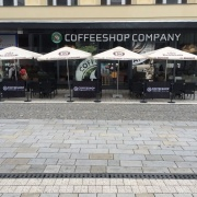 Kavárna Coffeeshop company Pardubice
