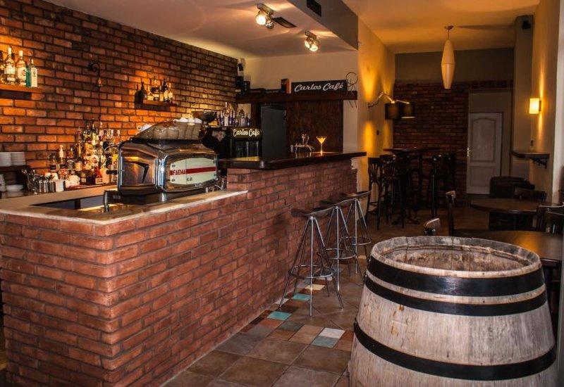 Kavárna Carlos Café