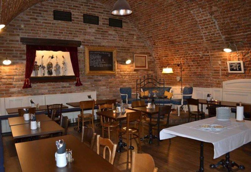 Restaurant Zámek aneb Divadelní restaurace Na Kovárně