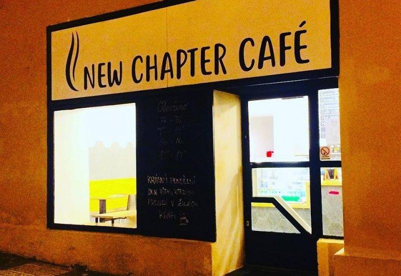 New Chapter Café