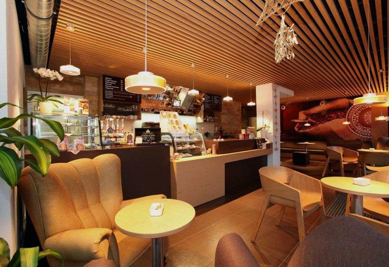 Kavárna Statenice