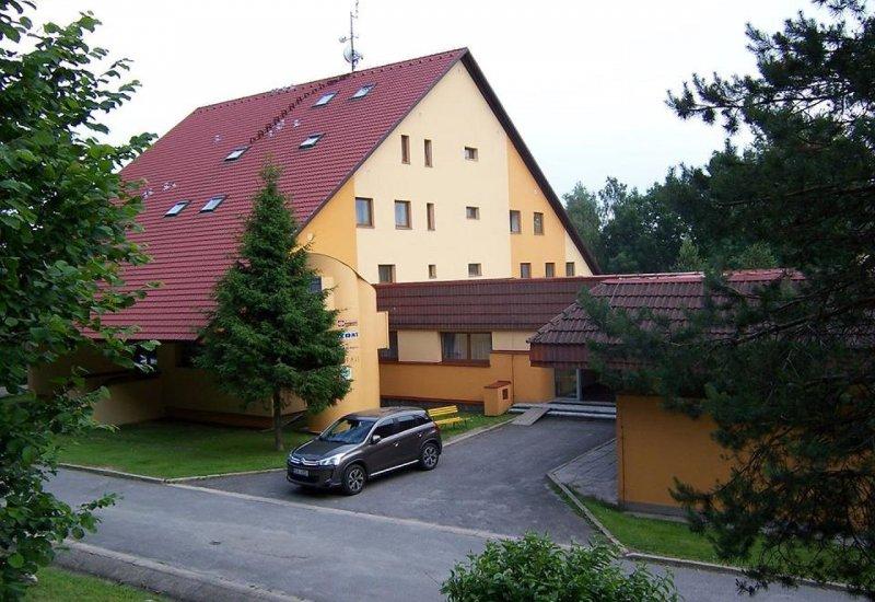 Reastaurace Hotelu Svratka