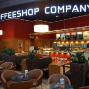 Kavárna Coffeeshop company Avion Shopping Park Ostrava