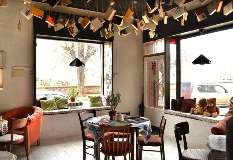 Literární kavárna Druhý domov