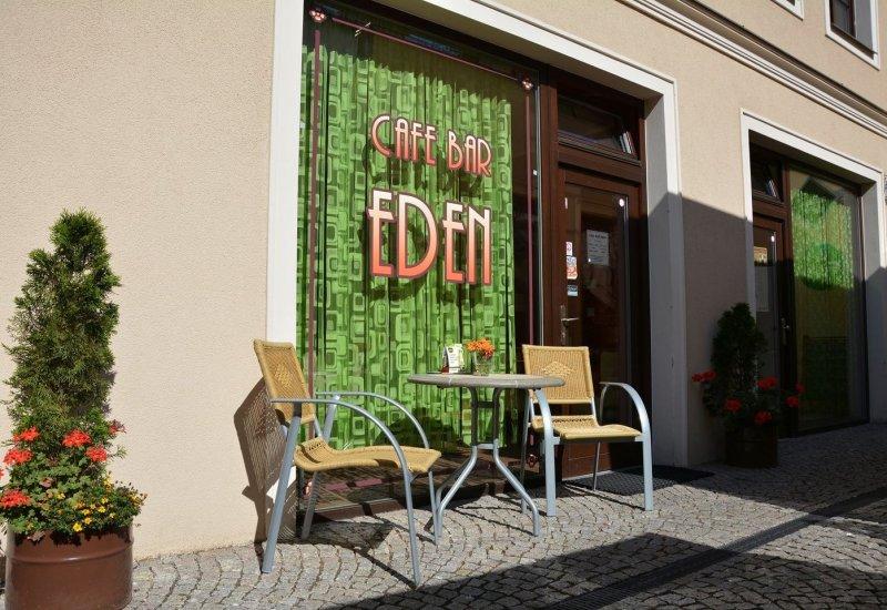 Restaurant a Cafe Bar EDEN