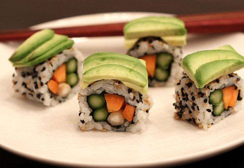 Wok a sushi bistro
