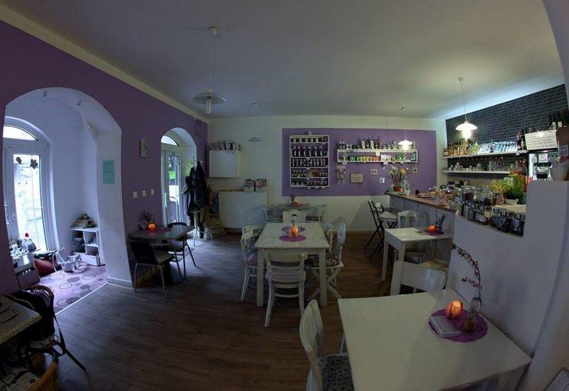 Kavárna Voňavá Pasáž