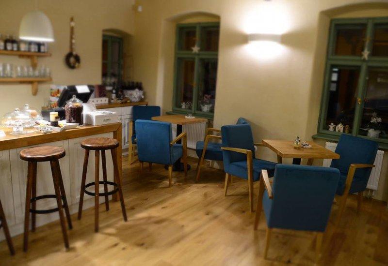 Rodinná kavárna Kap Café