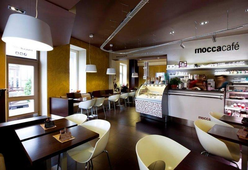 Kavárna Moccacafé