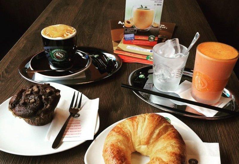 Kavárna Coffeeshop company NC Fénix