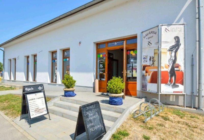 Kavárna Galerie Reistna