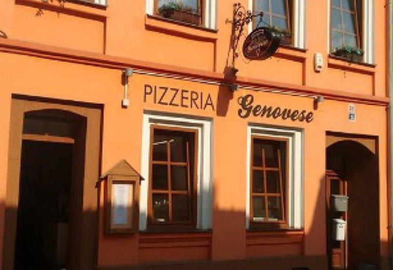 La pizzeria Genovese