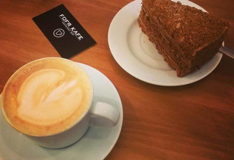 Kavárna Fofr Kafe