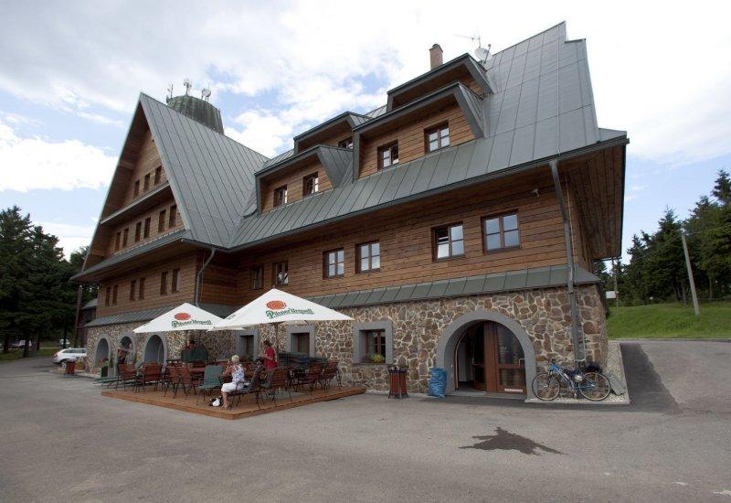 Kramářova chata na Suchém vrchu