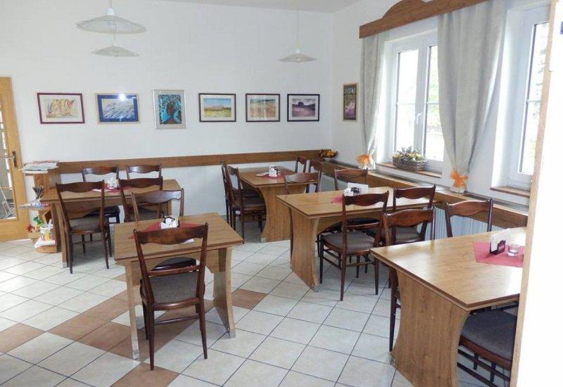 Restaurace a kavárna Eva