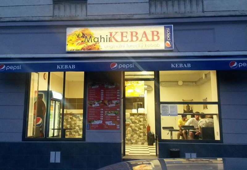Mahir Kebab Plzeňská