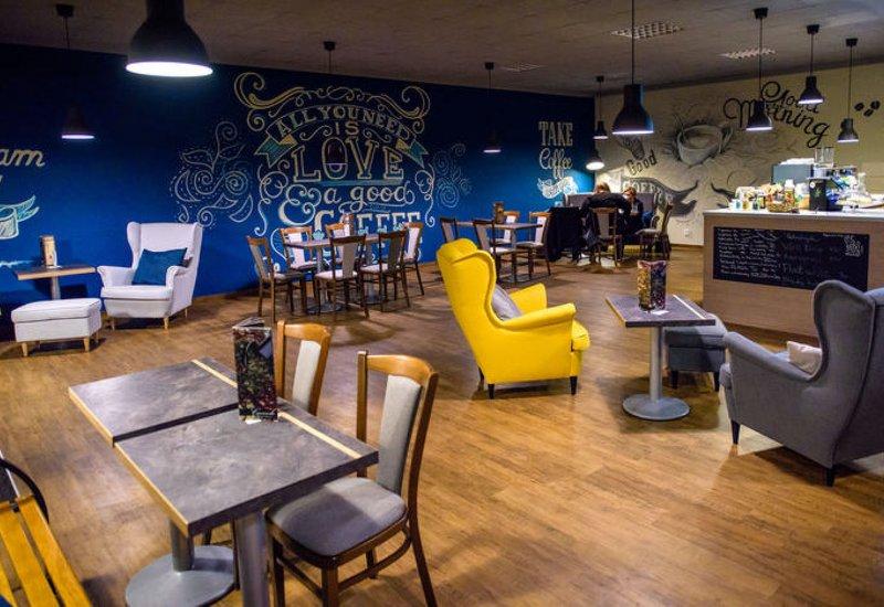 Kavárna BB Espresso Shop