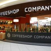 Kavárna Coffeeshop company Europark Praha
