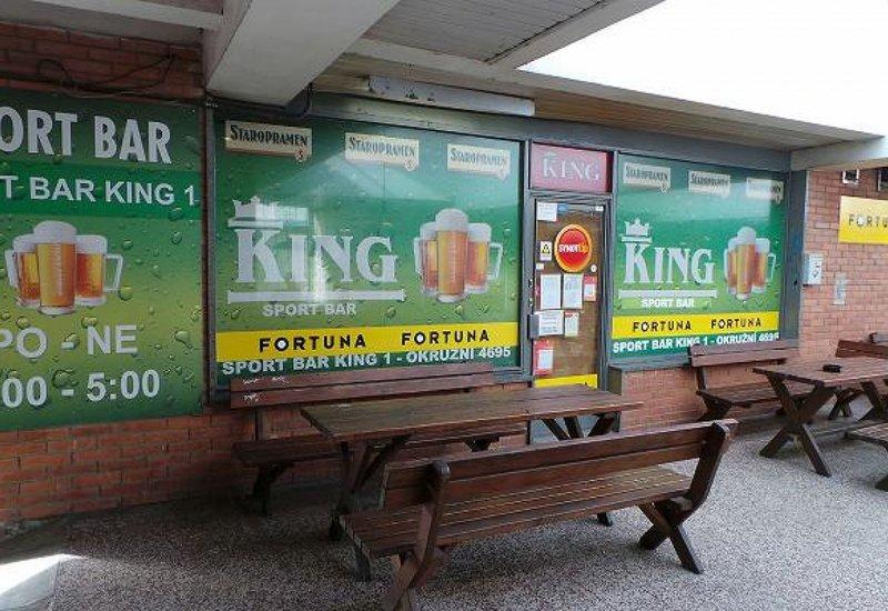 Sport bar King Okružní
